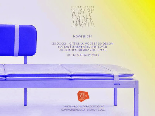 Paris Design Week 2012…