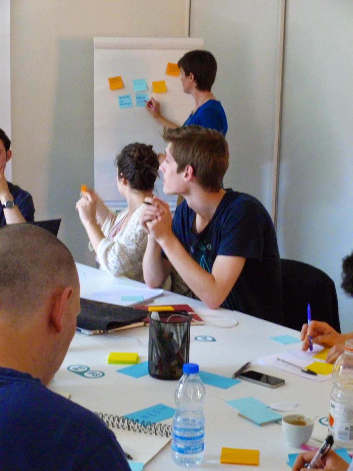 Accompagnement et formation pour les start-ups de l'Incubateur Midi-Pyrénées dans la découverte de la démarche Design