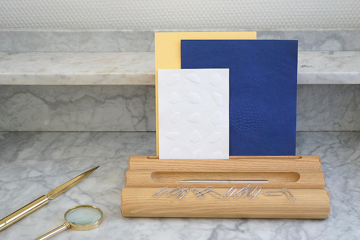 «Pyrène» / Nouvelle collection en collaboration avec le Nouvel Atelier