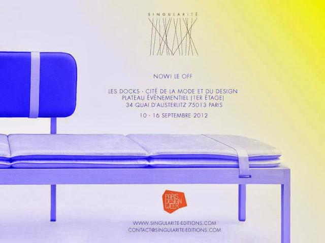 Paris Design Week 2012…